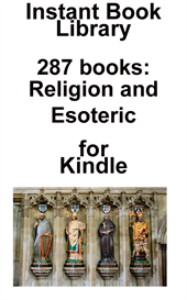 287 Religious & Esoteric Books for Kindle   eBooks   Religion and Spirituality