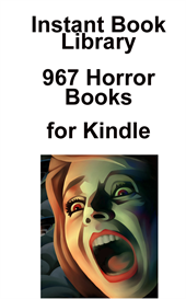 967 Horror Books for Kindle | eBooks | Horror