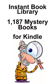 1,187 Mystery Books for Kindle | eBooks | Mystery and Suspense
