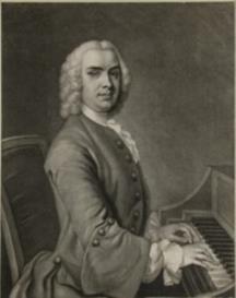Stanley : Solo in E minor Op. 4 no. 2 : Continuo score | Music | Classical