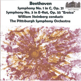Beethoven: Symphony No. 1 in C, Op. 21; Symphony No. 3 in E-flat Eroica | Music | Classical