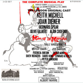 Man of La Mancha - 1968 London Cast Production | Music | Show Tunes