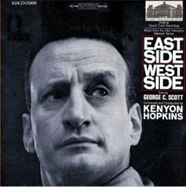 East Side-West Side - Soundtrack from the 1963 CBS-TV Production - Music composed and conducted by Kenyon Hopkins | Music | Classical