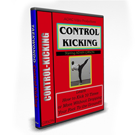 Control Kicking | Movies and Videos | Fitness
