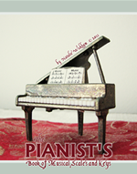 the pianists' book of musical scales and keys