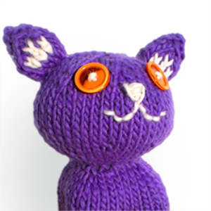 George - Plush Cat Knitting Pattern | Other Files | Arts and Crafts