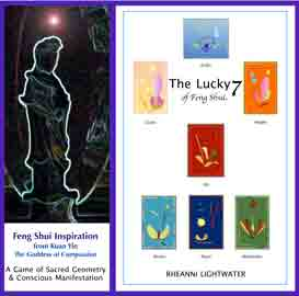 the lucky 7 of feng shui