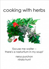 cooking with herbs by nerys & nirala