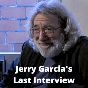 jerry garcia's last interview [audio download]