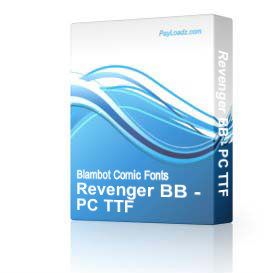 Revenger BB - TTF | Software | Design