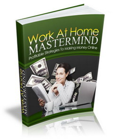 Work At Home-MASTERMIND eBook | eBooks | Internet