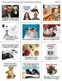 ESL Group Activity: Homophones and Homonyms 1 | eBooks | Education