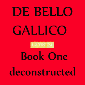 Caesar - De Bello Gallico, Liber Primus - deconstructed by John Taylor 5h59m | Audio Books | Languages