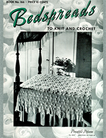 Bedspreads to Knit and Crochet - Adobe .pdf Format | eBooks | Arts and Crafts