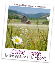 come home to the simpler life ebook