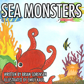 Sea Monsters Slovak and English | eBooks | Language
