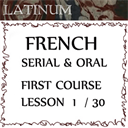 French - Serial and Oral - First Course - Lesson 1 | Audio Books | Languages