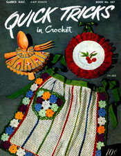 Quick Tricks in Crochet - Adobe .pdf Format | eBooks | Arts and Crafts
