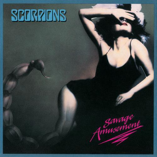 First Additional product image for - SCORPIONS Savage Amusement (1988) (POLYGRAM RECORDS) (9 TRACKS) 320 Kbps MP3 ALBUM