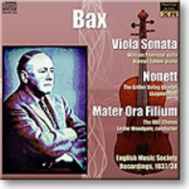 BAX English Music Society Recordings, 1937-38, 16-bit Ambient Stereo FLAC | Music | Classical