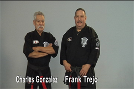 6-FRANK TREJO - Kenpo instructional | Movies and Videos | Special Interest