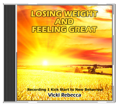 First Additional product image for - Losing Weight and Feeling Great Recording 1 Kick Start to New Behaviour