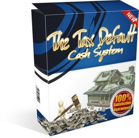 Tax Default Cash System | eBooks | Real Estate