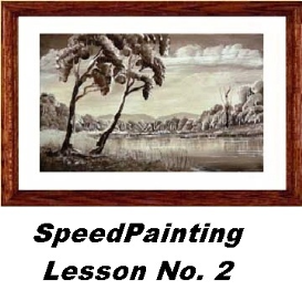 SpeedPainting Lesson No.2 | Movies and Videos | Arts
