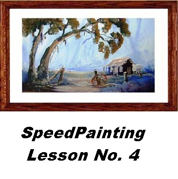 Fourth Additional product image for - Speed Painting Lesson No.4