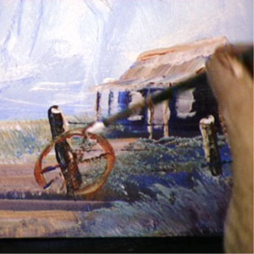 Third Additional product image for - Speed Painting Lesson No.4