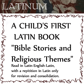 A First Latin Book for Children