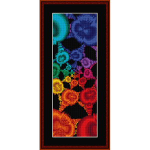Fractal 339 Bookmark cross stitch pattern by Cross Stitch Collectibles | Crafting | Cross-Stitch | Other