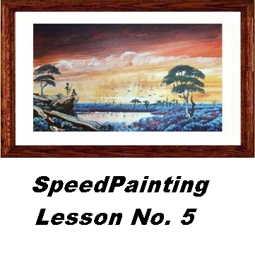 Fourth Additional product image for - Speed Painting Lesson No.5