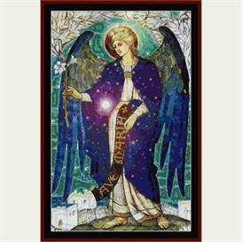Gabriel - Religious cross stitch pattern by Cross Stitch Collectibles | Crafting | Cross-Stitch | Wall Hangings