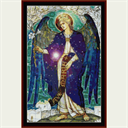 Gabriel - Religious cross stitch pattern by Cross Stitch Collectibles | Crafting | Cross-Stitch | Wall Hangings