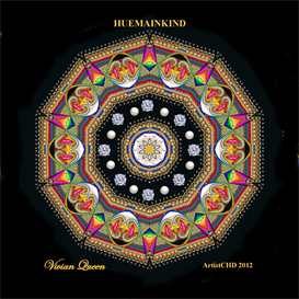 HueMainKind + Vivian Queen cosmology | Other Files | Arts and Crafts