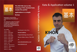 KIHON - Kata & Application volume 1 | Movies and Videos | Training
