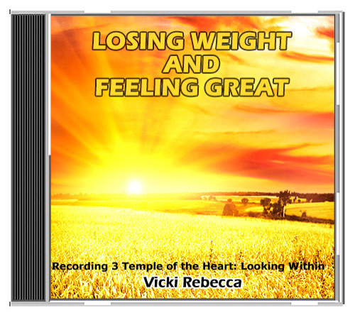 Second Additional product image for - Losing Weight and Feeling Great Recording 3 Temple of the Heart: Looking Within
