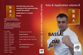 bassai dai - kata & application volume 8
