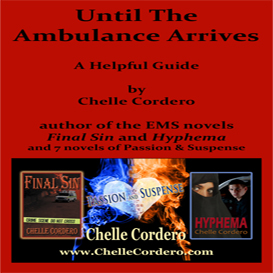 Until The Ambulance Arrives by Chelle Cordero