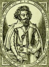 Praetorius : Resonet in laudibus a 7 : Printable cover page | Music | Classical