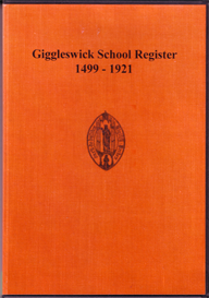Giggleswick School Register 1499 - 1921 | eBooks | Reference