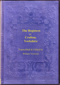 Parish Registers of Crofton, Yorkshire | eBooks | Reference