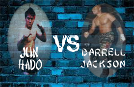 DARRELL VS JUN HADO