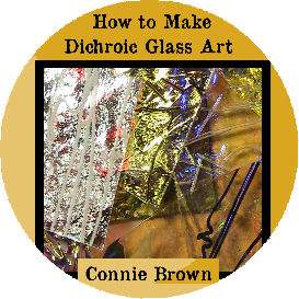 How to Make Dichroic Glass Art Downloadable Movie | Movies and Videos | Arts