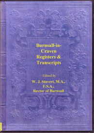 Parish Registers and Transcripts for the parish of Burnsall-in-Craven, in Yorkshire | eBooks | Reference