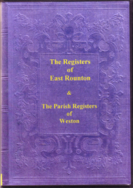 The Registers of the chapelry of East Rounton in the parish of Rudby   eBooks   Reference