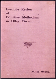 Eventide Review of Primitive Methodism in Otley Circuit. | eBooks | History
