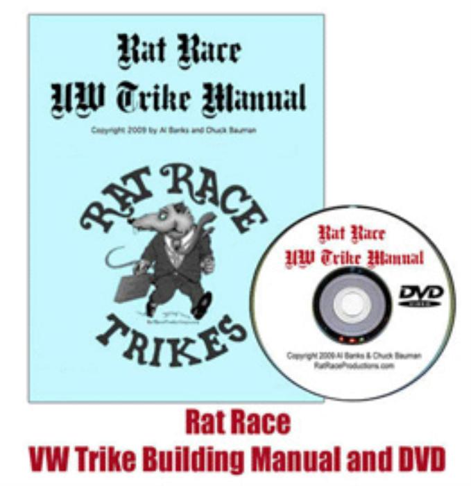 First Additional product image for - Rat Race VW Trike Manual & Video
