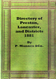 Topography and Directory of Preston, Lancaster and Districts. | eBooks | Reference